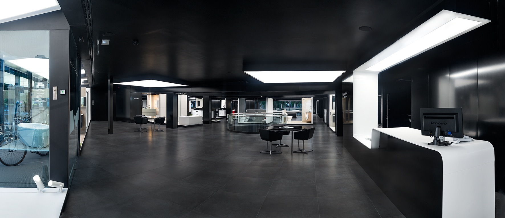 showroom roca expoba o